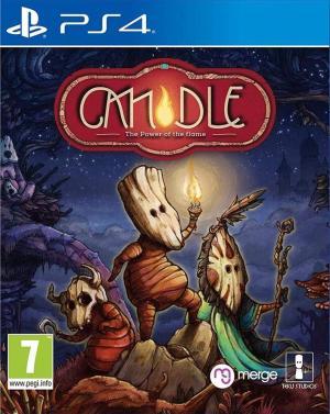 Echanger le jeu Candle sur PS4