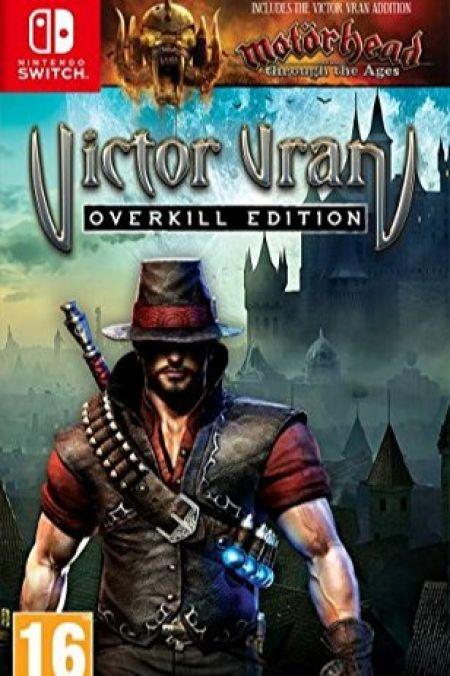 Echanger le jeu Victor Vran - Overkill Edition sur Switch