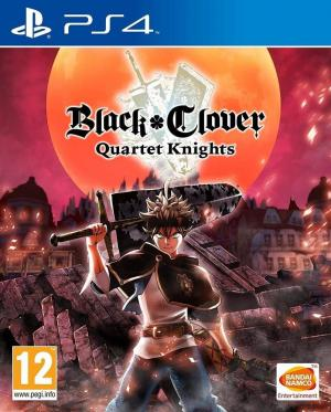Echanger le jeu Black Clover : Quartet Knights sur PS4
