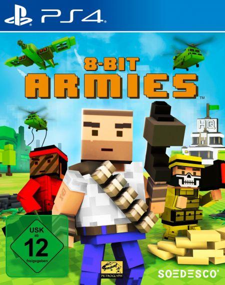 Echanger le jeu 8-Bit Armies sur PS4