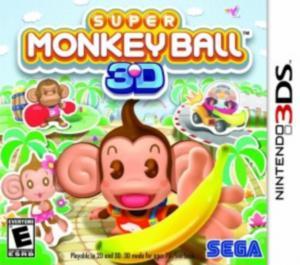 Echanger le jeu Super Monkey Ball 3D sur 3DS