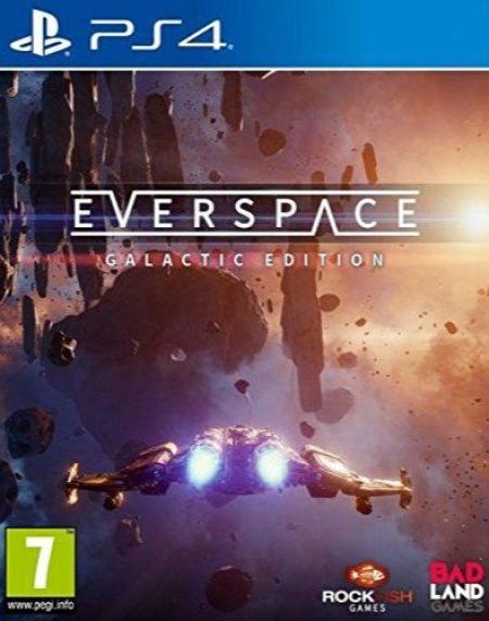 Echanger le jeu Everspace: Galactic Edition sur PS4