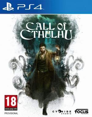 Echanger le jeu Call of Cthulhu sur PS4