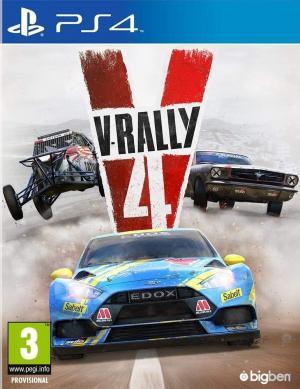Echanger le jeu V-rally 4 sur PS4