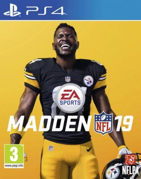 Echanger le jeu Madden NFL19 sur PS4