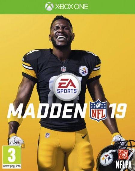 Echanger le jeu Madden NFL19 sur Xbox One