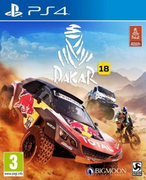 Echanger le jeu Dakar 18 sur PS4