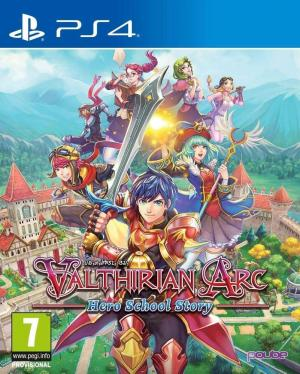 Echanger le jeu Valthirian Arc: Hero School Story sur PS4