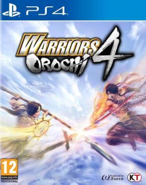 Echanger le jeu Warriors Orochi 4 sur PS4