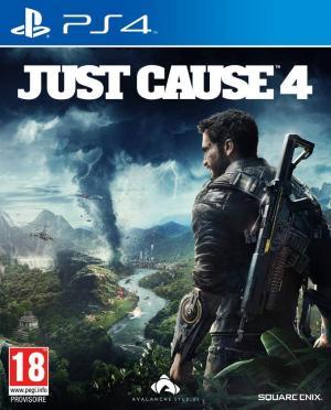 Echanger le jeu Just Cause 4 sur PS4