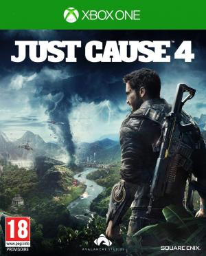 Echanger le jeu Just Cause 4 sur Xbox One