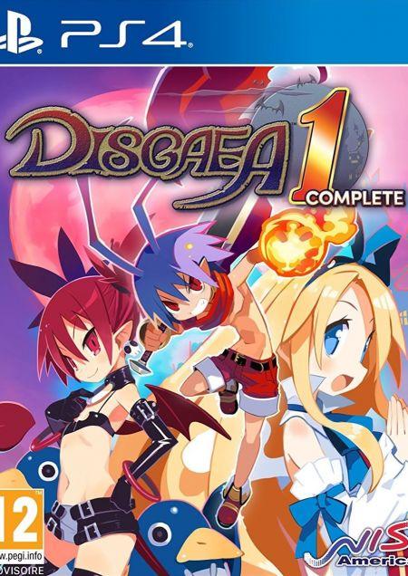 Echanger le jeu Disgaea 1 Complete sur PS4