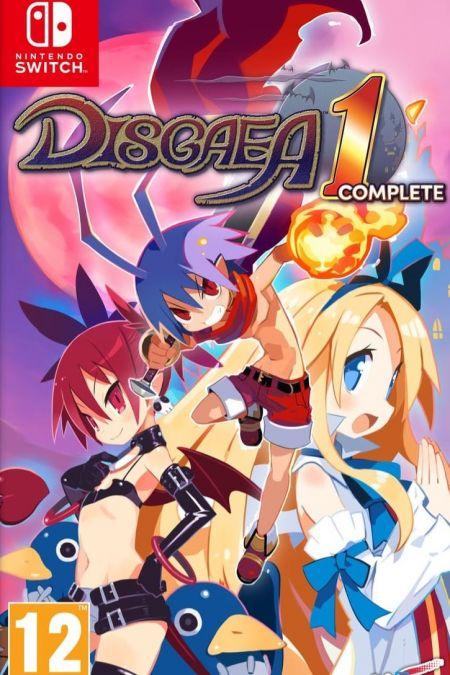 Echanger le jeu Disgaea 1 Complete sur Switch