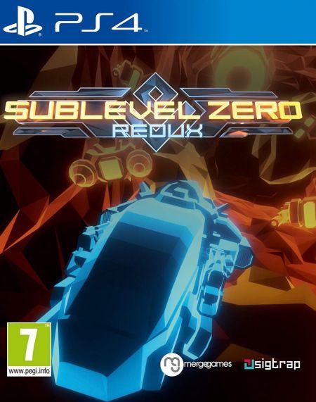 Echanger le jeu Sublevel Zero Redux sur PS4
