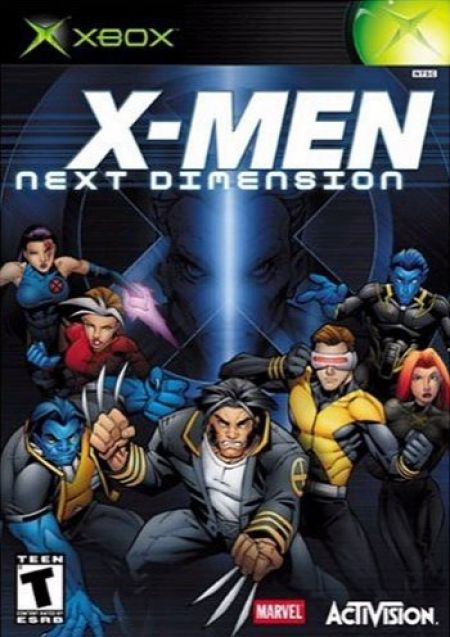 Echanger le jeu X-Men: Next Dimension sur XBOX
