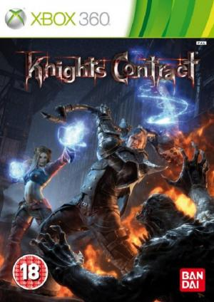 Echanger le jeu Knights Contract sur Xbox 360