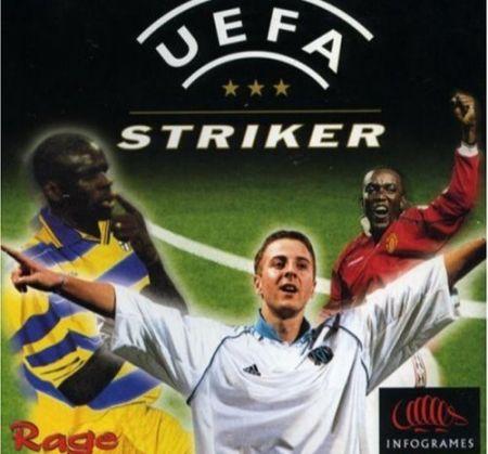 Echanger le jeu UEFA Striker sur DREAMCAST
