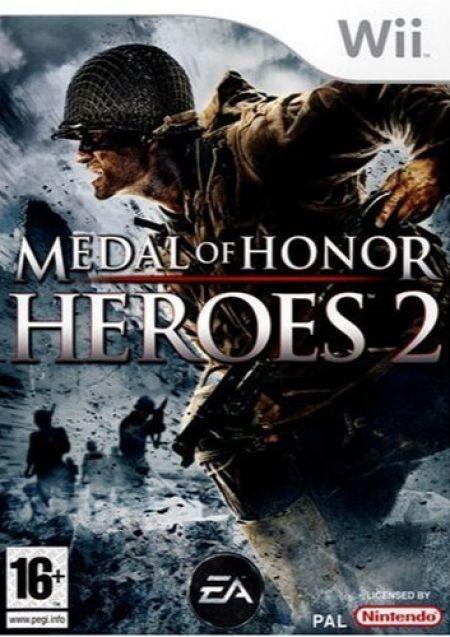 Echanger le jeu Medal of Honor Heroes 2 sur Wii