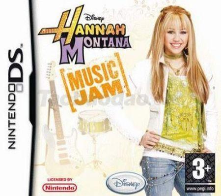 Echanger le jeu Hannah Montana : Music Jam sur Ds