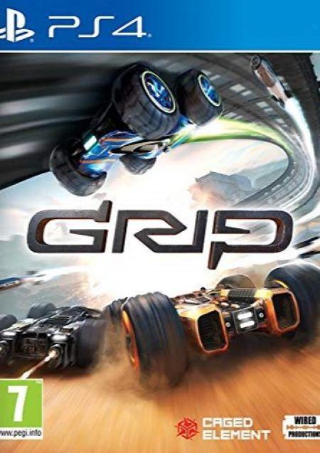 Echanger le jeu GRIP Combat Racing sur PS4