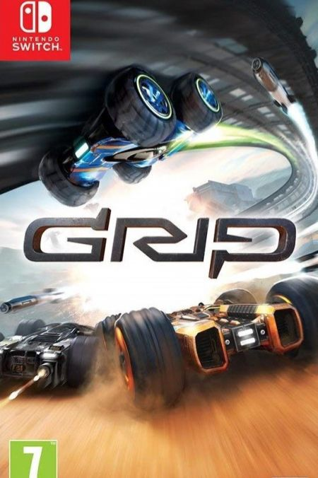 Echanger le jeu GRIP Combat Racing sur Switch