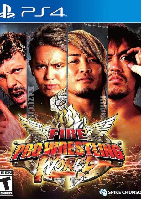 Echanger le jeu Fire Pro Wrestling World sur PS4