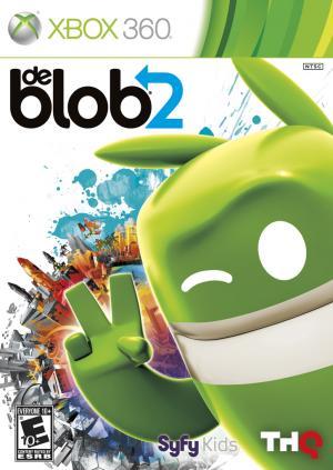 Echanger le jeu De Blob 2 sur Xbox 360
