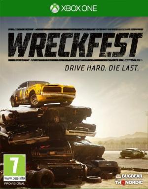 Echanger le jeu Wreckfest sur Xbox One