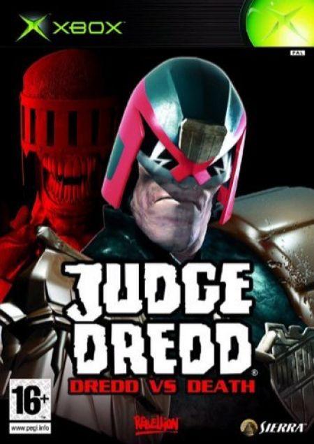 Echanger le jeu Judge Dredd sur XBOX