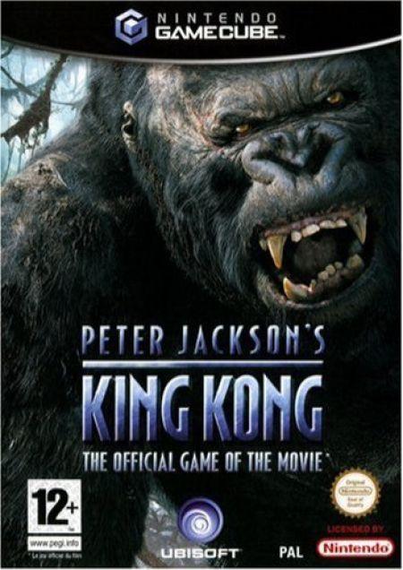 Echanger le jeu King Kong sur GAMECUBE