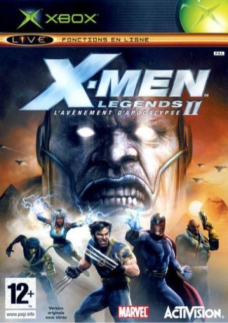Echanger le jeu X Men Legend 2 - Rise of Apocalypse sur XBOX