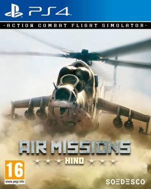 Echanger le jeu Air Missions : Hind sur PS4