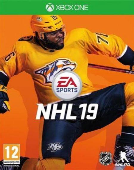 Echanger le jeu NHL 19 sur Xbox One