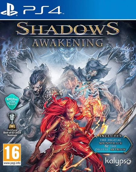 Echanger le jeu Shadows : Awakening sur PS4