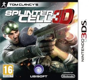 Echanger le jeu Tom Clancy's Splinter Cell 3D sur 3DS