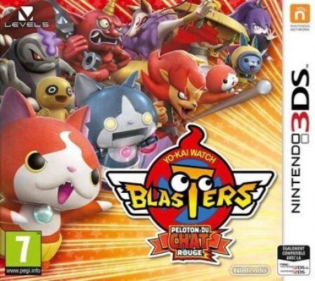 Echanger le jeu Yo-kai Watch Blasters : Peloton Du Chat Rouge sur 3DS
