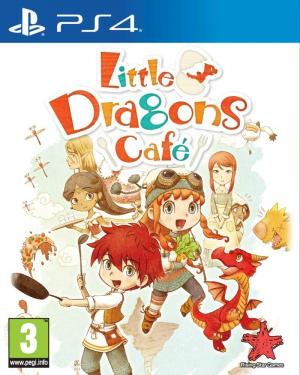 Echanger le jeu Little Dragons Cafe sur PS4