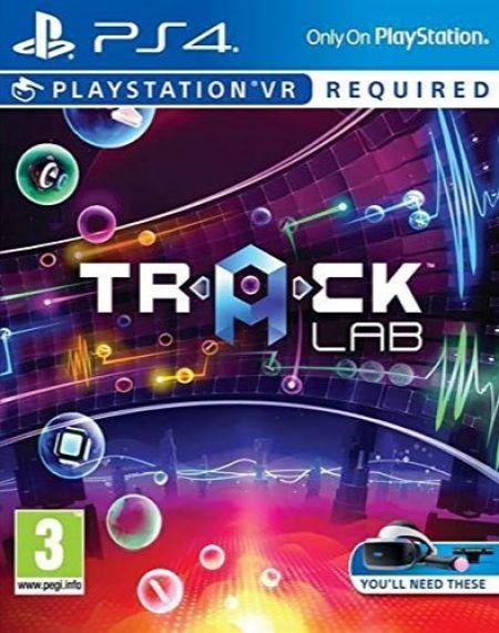 Echanger le jeu TrackLab (PS-VR Requis) sur PS4