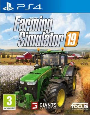 Echanger le jeu Farming Simulator 19 sur PS4