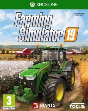 Echanger le jeu Farming Simulator 19 sur Xbox One