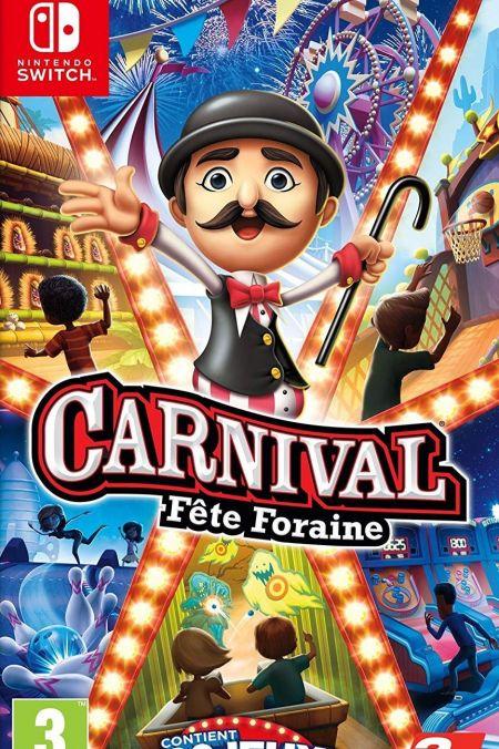 Echanger le jeu Carnival Fête Foraine sur Switch