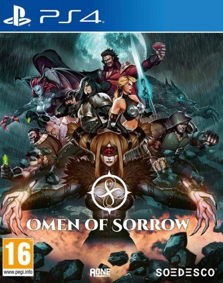 Echanger le jeu Omen of Sorrow sur PS4