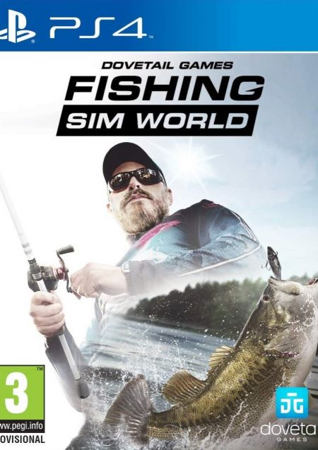 Echanger le jeu Fishing Sim World sur PS4