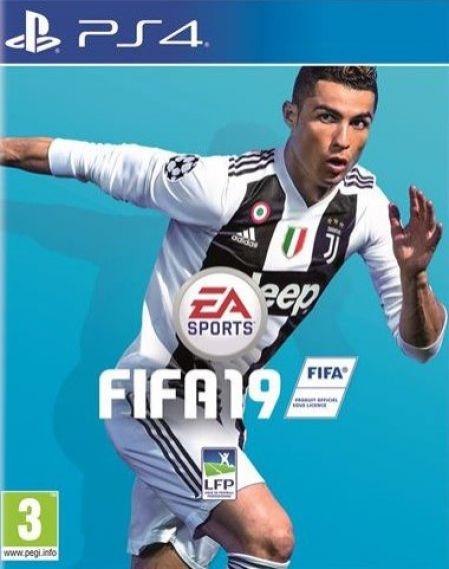 Echanger le jeu FIFA 19 sur PS4