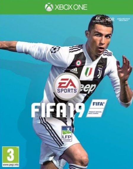 Echanger le jeu FIFA 19 sur Xbox One