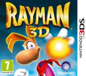 Echanger le jeu Rayman 3D sur 3DS