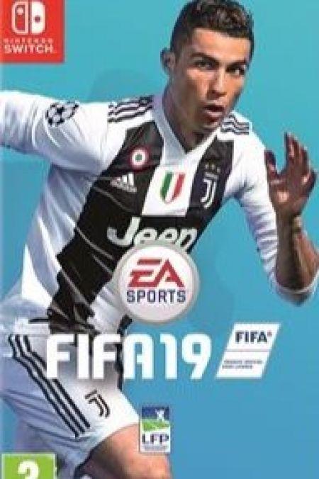 Echanger le jeu FIFA 19 sur Switch