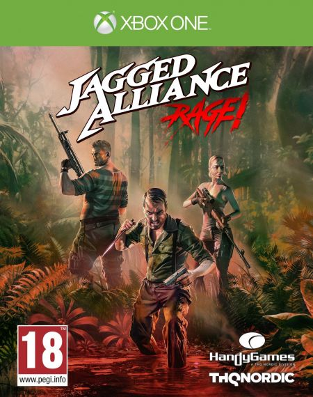 Echanger le jeu Jagged Alliance : Rage! sur Xbox One