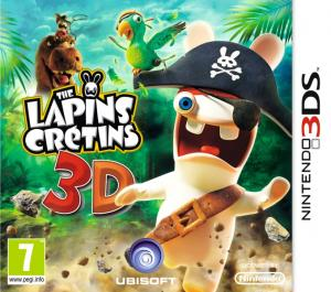 Echanger le jeu The Lapins Cretins 3D sur 3DS