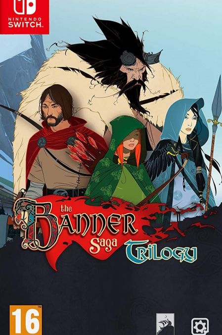 Echanger le jeu The Banner Saga Trilogy sur Switch